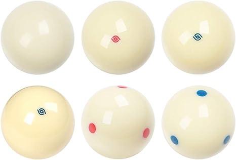WXS 57.2 mm Bolas de Billar, práctica de Entrenamiento de Billar Bola de Billar (Color : #3): Amazon.es: Deportes y aire libre
