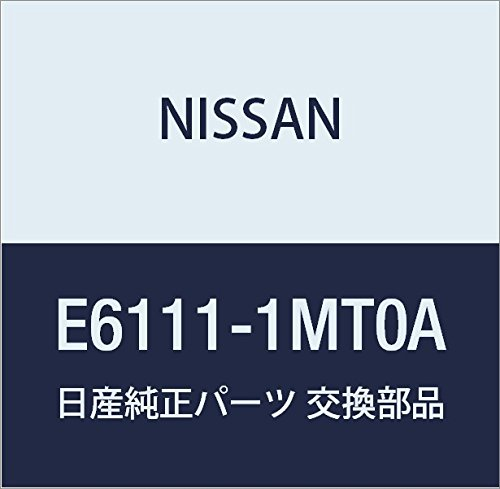 NISSAN (日産) 純正部品 シヨツクアブソーバー キツト フロント 品番E6110-3YT0A B01LXM1IKW -|E6110-3YT0A