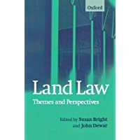 Land Law: Themes and Perspectives