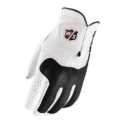 Wilson Staff Conform Cadet Fit Golf Glove, White from Wilson