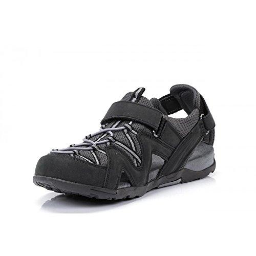 CHIRUCA TIMOR05 38, Scarpe da Camminata ed Escursionismo Uomo Nero Nero Nero Size: 39 EU