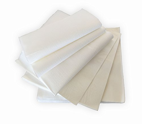 """OCCASIONS"" - 240 piece Pack - Premium 3 PLY - Wedding Party Dinner Paper Napkins (Square Fold)"