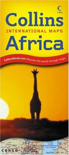 Africa (Collins International Maps) ebook