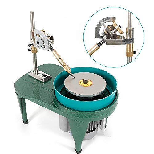 WUPYI Professional Gem Faceting Machine Jewel Angle, used for sale  Delivered anywhere in USA