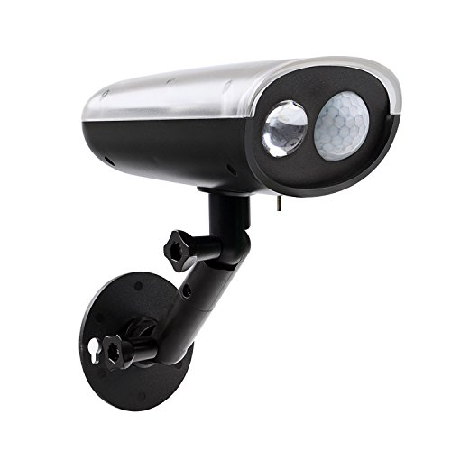 Wireless Motion Security Spotlight Photocell product image