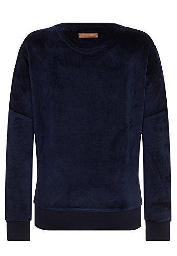 Naketano Auf dem Küchentisch Female Sweatshirt Dark Blue, S