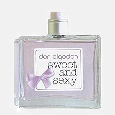 SWEET AND SEXY de DON ALGODON - Eau de Toilette 100 ml - [SIN CAJA ...