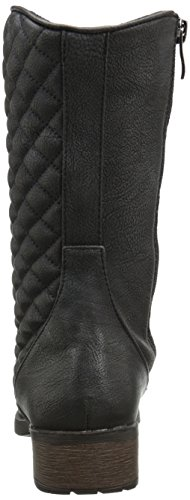N On March Boot Black Women's Luichiny HEP4qwUH