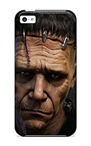 New Shockproof Protection Case Cover For Iphone 5c/ Frankenstein Case Cover
