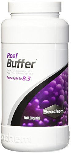 Seachem Reef Buffer, 500 grams -