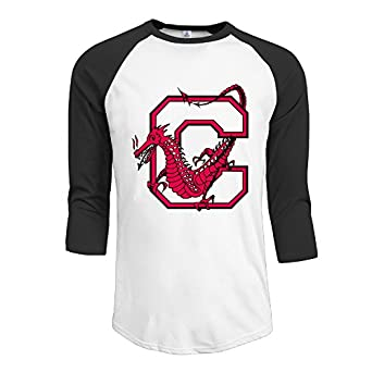 Men' Suny Cortland Raglan Apparel Tees | Amazon.com