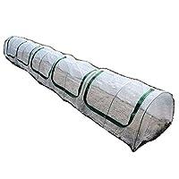 菜園用らくらく防虫ネット・菜園トンネル (網目約0.75mm×930mm/幅×5M/長 白色)