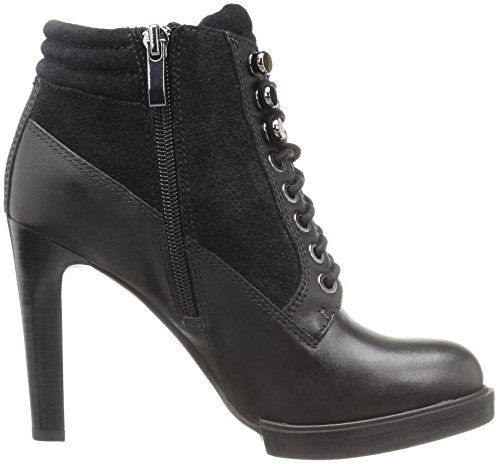 Bootie Connection Ankle Bertha French Women's Black nSqPAITH