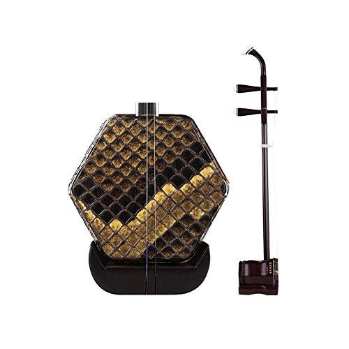 YIXINGSHANGMAO Erhu, Old Mahogany Erhu Instrument, Adult Professional Solo Practice Test, Suzhou Erhu, National Musical…