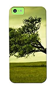 [bTDZbFn1448qhbTR]premium Phone Case For Iphone 5c/ Bent Tree Tpu Case Cover