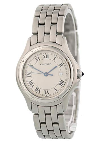 Cartier Cougar Quartz Female Watch 987904 (Certified Pre-Owned) ()
