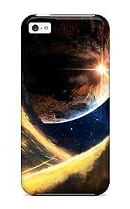 KZLClRv3643FbFjk 007 Sci Fi Fashion Tpu 5c Case Cover For Iphone