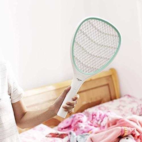 Faicuk Handheld Bug Zapper Racket Electric Mosquito Killer
