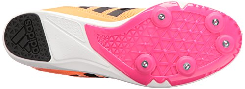Adidas Originali Scarpe Da Donna Distancestar Cross-glow Arancio / Nero / Rosa Shock