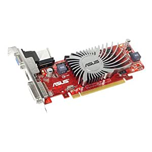 ASUS AMD Radeon HD 5450 SILENT Series with 0dB Thermal Solution and 1 GB Memory Video Card EAH5450 SILENT/DI/1GD3(LP)