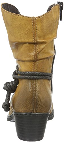 Rieker 75561, Botines para Mujer Marrón (muskat / 25)
