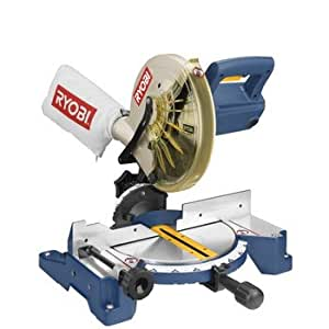 Factory-Reconditioned Ryobi ZRTS1343L 10 in. Compound Miter Saw with Laser