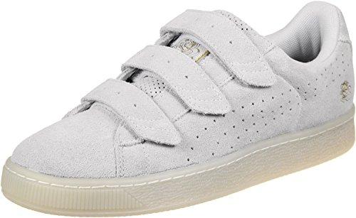 Puma Careaux Basket Strap Damen Sneaker Grau