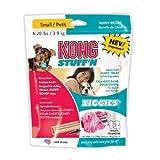 KONG Puppy Ziggies, 7-Ounce, Small, 12 per Pack, My Pet Supplies