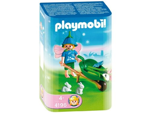 Playmobil Flower Wheelbarrow Fairy