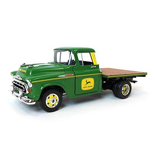 Spec Cast 1/25th John Deere 1957 Chevy Flatbed (Chevy Truck Specs)