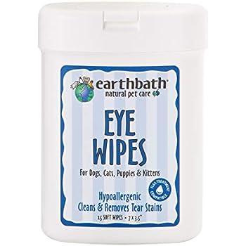 Eye Wipes Hypo-Allergenic Fragrance Free 25 ct
