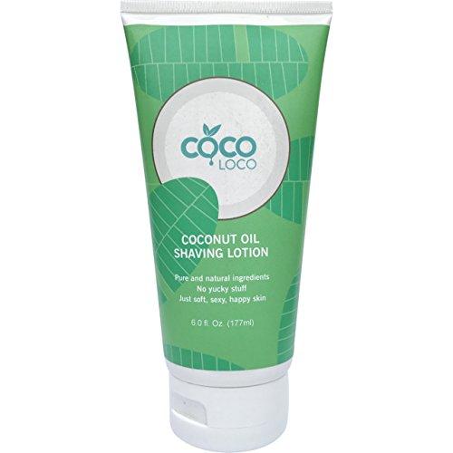 Coco Loco Coconut Shaving Lotion