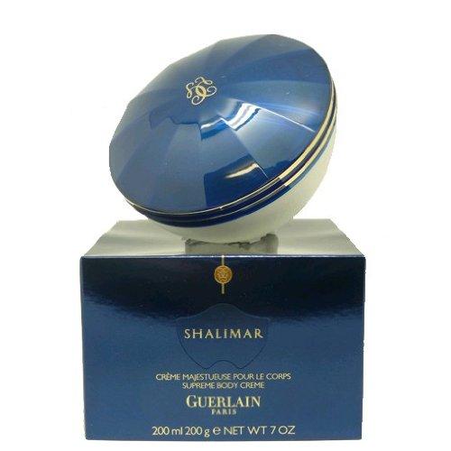 Perfume Shalimar Gel - Shalimar Guerlain 6.7 oz / 200 ml Body Creme
