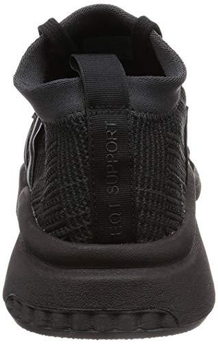 Adidas Mid Noir Primeknit Black Adv Support Glow Turbo Eqt fEqwrE