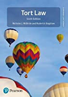 Tort Law, 6th Edition Front Cover