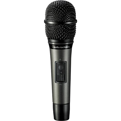 cardioid Dynamic Handheld Microphone With Switch ATM610A (Handheld Hypercardioid Dynamic Mic)