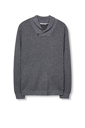 Suéter Para Hombre Esprit Gris grey 030 4fwaqa