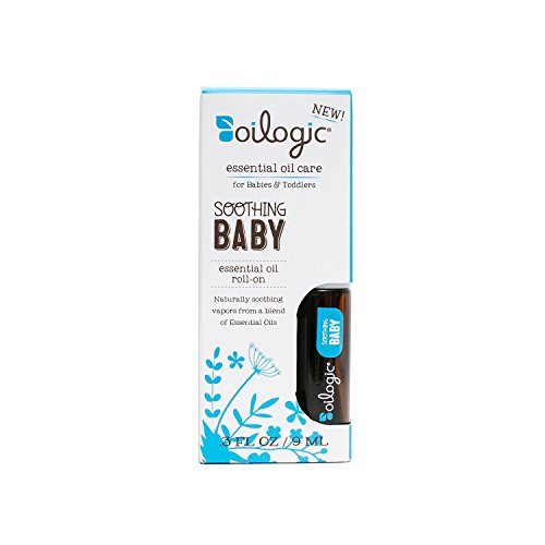 Oilogic Soothing Baby Essential Oil Roll On