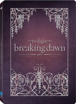 The Twilight Saga: Breaking Dawn, Part 1 (2-Disc DVD Steelbook Special Edition)