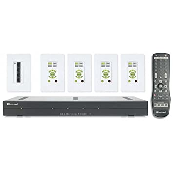 Russound ca4kt1 Multiroom controlador amplificador