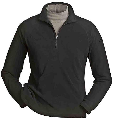 - Dri-Duck Ladies Zip Nano Fleece Pullover . 9397 - Small - Black
