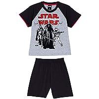 Pijama Disney Star Wars Manga Curta (Infantil)