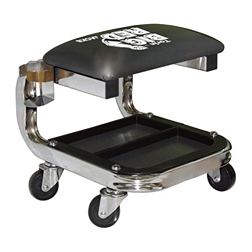 Torin TR6340 Creeper H.D. Shop Seat W.Cup Holder (Best Heavy Duty Creeper)