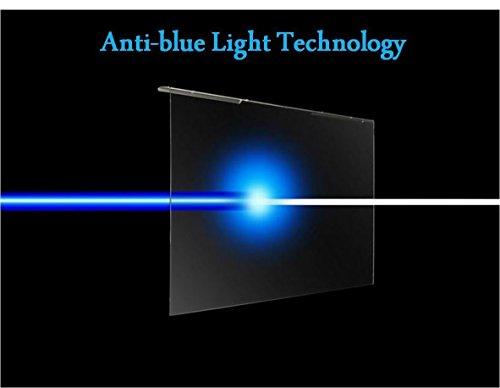 21 - 22 inch Anti-blue Light Vizomax Computer Monitor / TV Screen Protector Filter for LCD, LED & Plasma HDTV by Vizomax (Image #1)