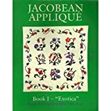 Jacobean Applique, Patricia B. Campbell, 0891458204