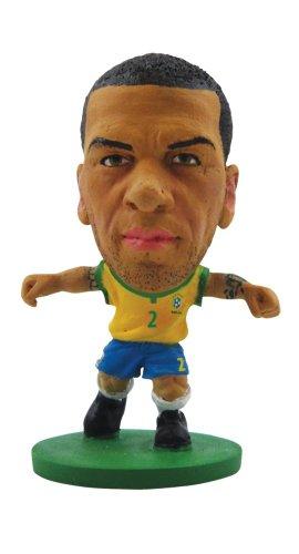 Soccer Starz - Brazil Dani Alves - Home Kit / Figures