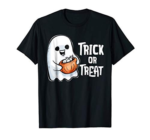 Trick or Treat Halloween Costom Party T-Shirt