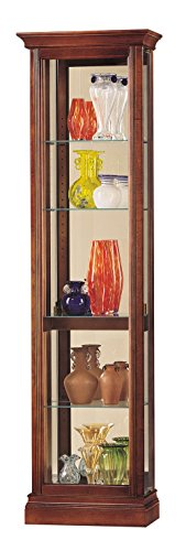 Howard Miller 680-245 Gregory Curio Cabinet by
