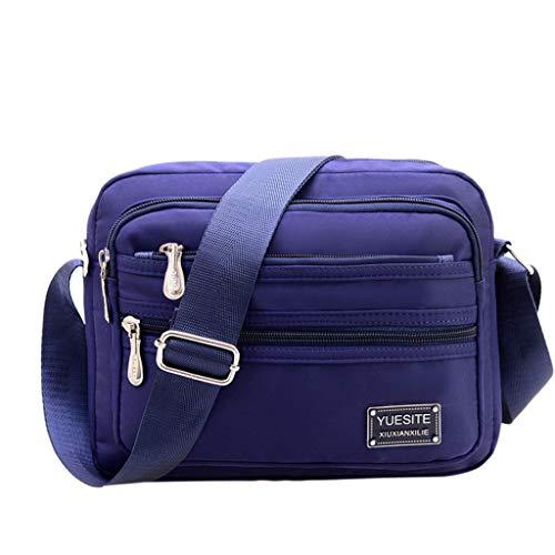 Sac Voyage Nylon À Bag Satchel Messenger Imperméable Dames CHENGYI Bleu l'eau Épaule Crossbody Casual À Main Sacs wPqpgEtn8