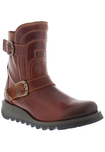 Fly London SVEN731FLY, Women's Ankle Boots, BRICK, 37 EU